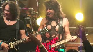 STEEL PANTHER VIVIAN CAMPBELL  DIO RAINBOW IN THE DARK HOUSE OF BLUES 5/28/2012