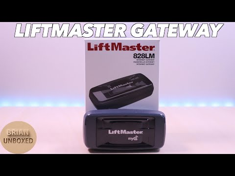 LiftMaster Internet Gateway – Review, Setup, and Demo