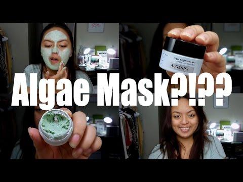Paglilinis gelatine face mask