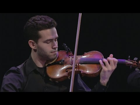 Aston String Quartet- World premiere Alcantara with Berklee College of Music
