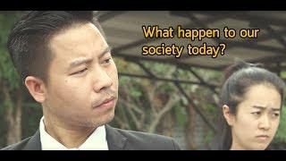 คลิปสะท้อนสังคมคนรวยควรดูไว้!!
