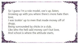 Chipmunk - Role Model Lyrics