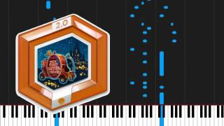 How To Play  Main Street Electrical Parade By Disney Themes On Piano Sheet Music