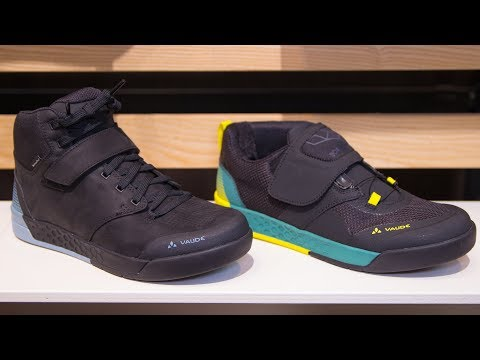 Vaude Moab MTB-Schuhe: Neue Kollektion für 2019 [Eurobike 2018]
