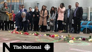 Toronto van attack victims remembered in vigil one year later