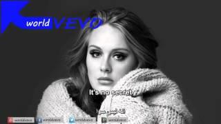 Adele - Hello ترجمة اغنية اديل الجديدة