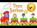 TREN ŞARKISI okul öncesi çocuk şarkıları sesleri taklit etme etkinliği.