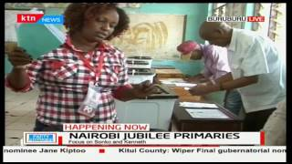 Nairobi Gubernatorial aspirant Mike Mbuvi Sonko is received warmly by Buruburu voters