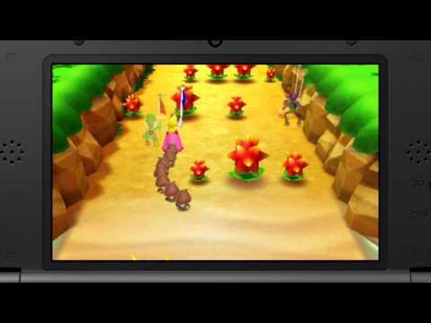 Видео № 1 из игры Mario Party: Island Tour [3DS]