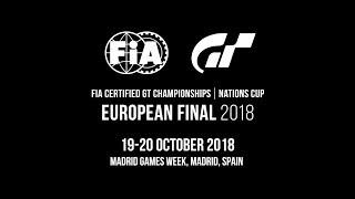 Teaser: European Final - FIA Certified Gran Turismo Championship