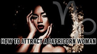 How to Make a Capricorn Woman Fall in Love With You (Easy Tips!!) ❤️♑️