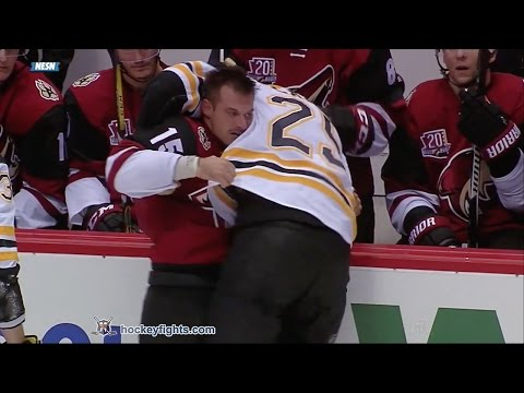 Brad Richardson vs. Brandon Carlo