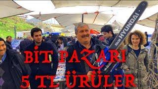 Bit Pazarı Ne Kaparsan Senindir Maltepe (#Gezbakalim)