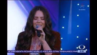 """Jesse & Joy   """"Te Esperé"""" (Al Aire Con Paola)"""