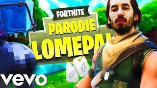 LOMEPAL   LA VÉRITÉ ( Feat. ORELSAN ) L PARODIE FORTNITE