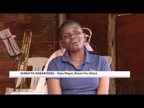 Disadvantaged children given hope through music
