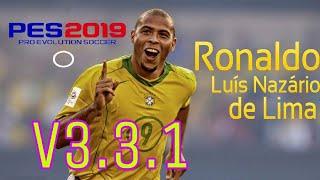 pes 2019 Patch Ronaldo - Kênh video giải trí dành cho thiếu