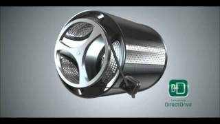 LG 6 Motion Washing Machine Commerical