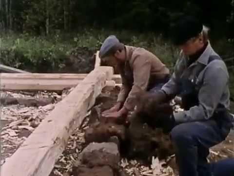 Hirsitalon rakentaminen