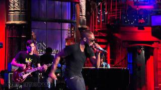 Tinie Tempah - Written In The Stars (Live on Letterman)