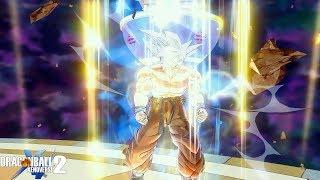 Goku SSJ1-2-3-G-B-Kaioken X10-X40-UI And Perfected Ultra Instinct Vs Jiren - DB Super Xenoverse 2