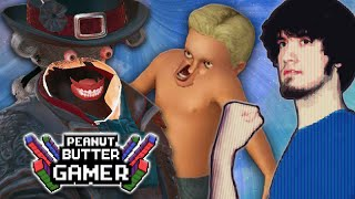 Top 10 Funniest Glitches in Video Games! - PBG