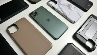 The Best iPhone 11 Smartphone Cases by OLIXER / SPECK (All Models)