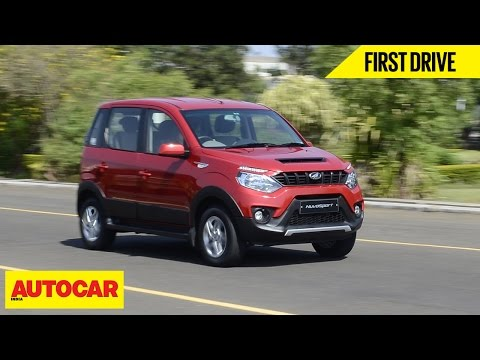 Mahindra NuvoSport | First Drive | Autocar India