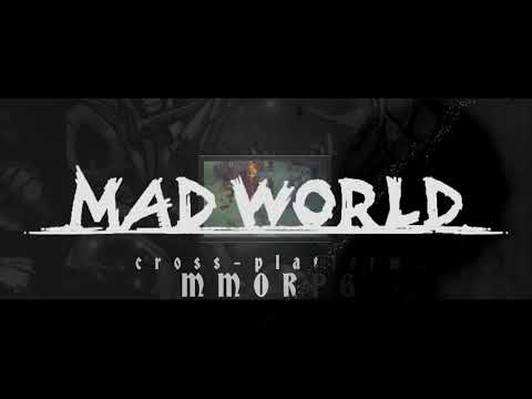 Dark-Themed HTML5 MMO 'Mad World' Heading to Steam in Fall 2018