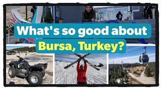 preview picture of video 'What's So Good About Bursa, Turkey? | Travel Experience | Vlog 05 | Aligopoly'