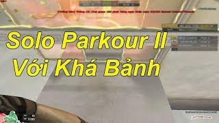 Tình Cờ Gặp Và Solo Parkour II Với Thánh Quẩy Vina House | TQ97