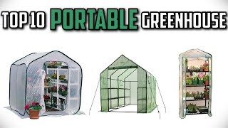 10 Most Sold Portable Greenhouse In 2019