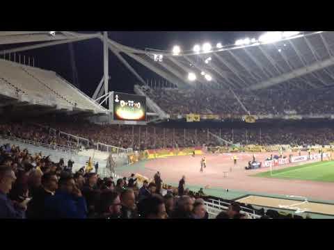 AEK Athens vs AC Milan 0-0  02/11/17 | 50.000 Fans