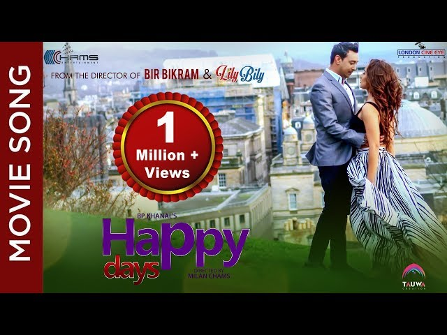 "Thumnail of Timi Bina - Song of movie ""Happy Days"""