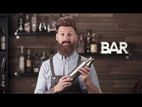 Cocktail Shaker- The Elevated Craft-GadgetAny