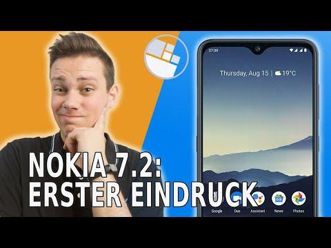 Nokia 7.2 im Test: Erster Eindruck