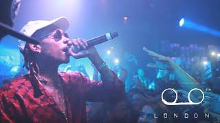 ASAP Rocky  Wiz Khalifa X Tape London