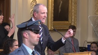 Gov. Murphy State of the State: The future of N.J.