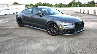 2016 RS7 For Sale Walk Around