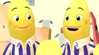 Cartoon Jumble #47 - Full Episodes - Bananas In Pyjamas Official