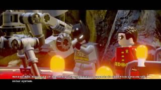 LEGO Batman 3: Beyond Gotham ~ Level 2: Breaking BATS! (Collectibles Guide)