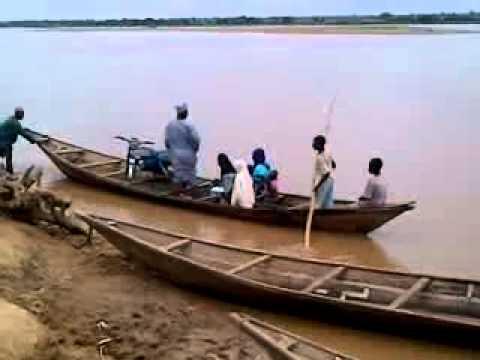 MD at  Nafada River site