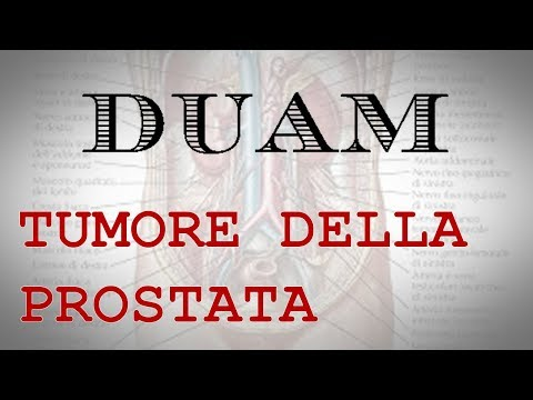 Donna massaggiare la prostata