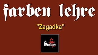 Farben Lehre - Zagadka | Ferajna | Lou & Rocked Boys | 2009