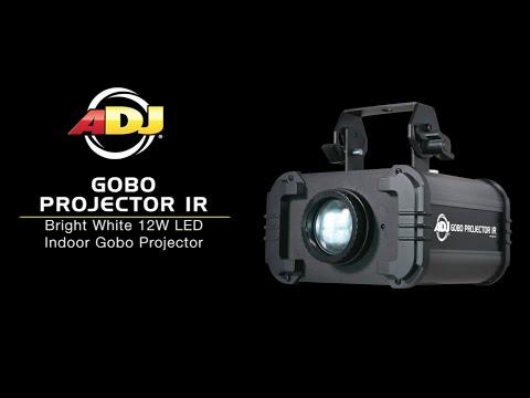 AMERICAN DJ Gobo Projector IR LED projektor