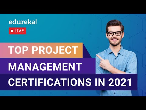 Top Project Management Certifications You Need to Know in 2021 ...