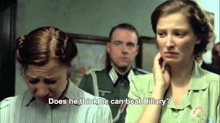 Hitler Reacts to Donald Trump Running for President