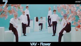 TOP 20 KOREAN SONGS (MAY 14, 2017)