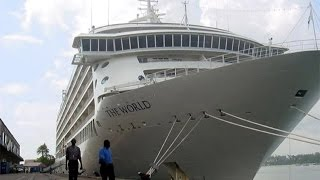 Another cruise ship docks in Mombasa despite travel advisory