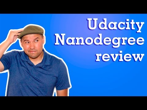 Udacity Review – From a Nanodegree Graduate